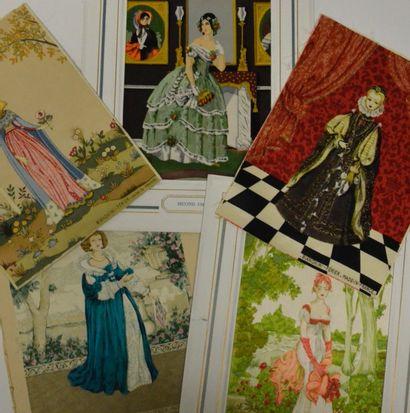 Costumes historiques, Bianchini-Ferrier,...