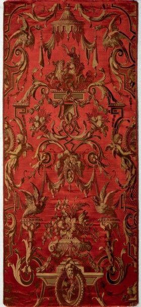 Lampas, Mathevon et Bouvard, Second Empire,...