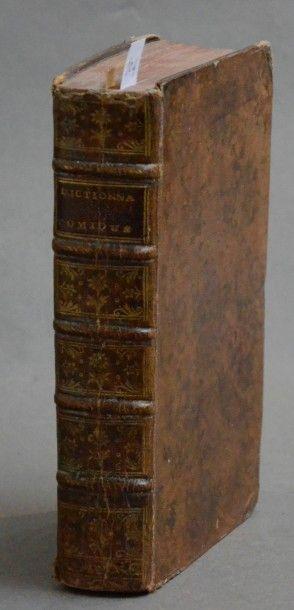 LE ROUX (Philibert Joseph) DICTIONNAIRE COMIQUE, SATYRIQUE, CRITIQUE, BURLESQUE,...