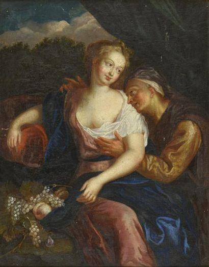 ATTRIBUÉ À JEAN-BAPTISTE MALLET (1759-1835)