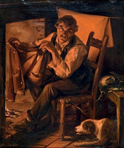 Angelo INGANNI (1807-1880)