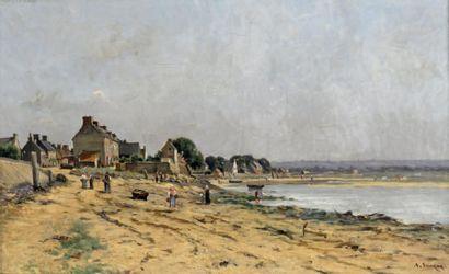 Adrien SAUZAY (1841-1928)