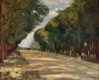 Louis TAUZIN (circa 1842-1915)