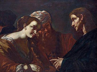 Attribué à Mattia PRET<br/>I (Taverna, 1613 - Malte, 1699)