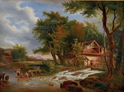 Louis-Etienne WATELET<br/>(Paris 1780 - Paris 1866)