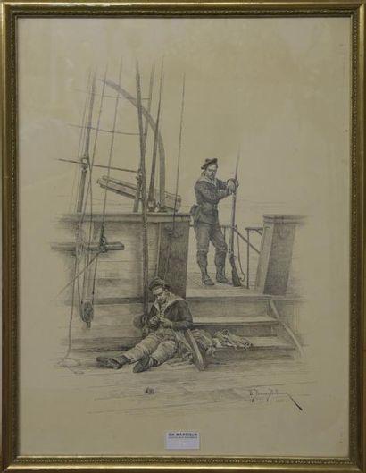 Etienne BERNE-BELLECOUR (Boulogne-sur-Mer...