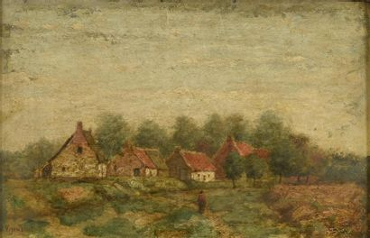 Dans le goût de Jules VEYRASSAT (1828-1893)...