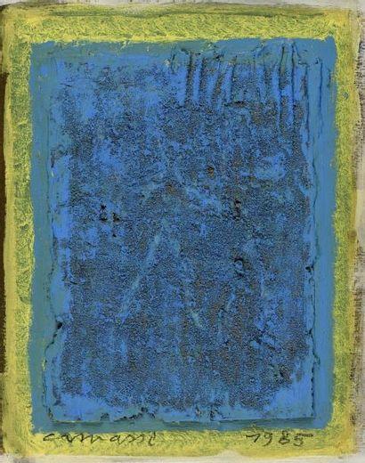Arturo CARMASSI (1925-2015)  Sans titre  Technique...