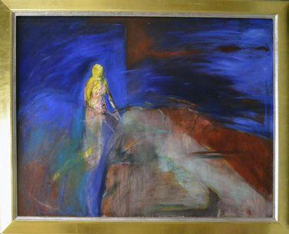 Gérard ALARY (né en 1945)  Sans titre  Acrylique...