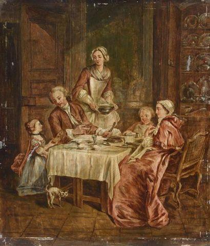 Ecole française du XIXe siècle d'après Louis...