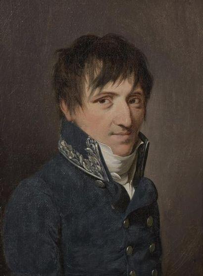 Louis Léopold BOILLY (1761-1845) Portrait...