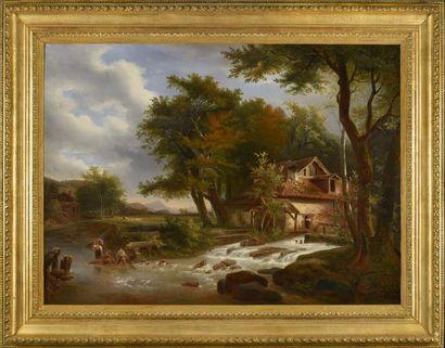 Louis-Etienne WATELET (Paris 1780 - Paris...