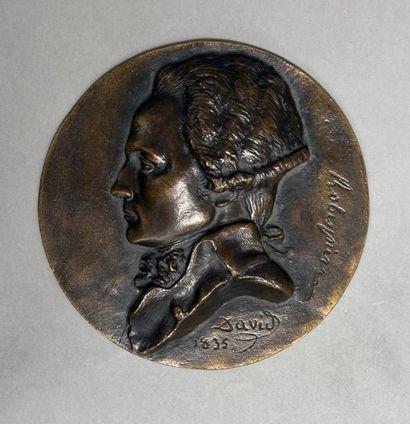 Pierre-Jean David D'ANGERS (1788-1856)