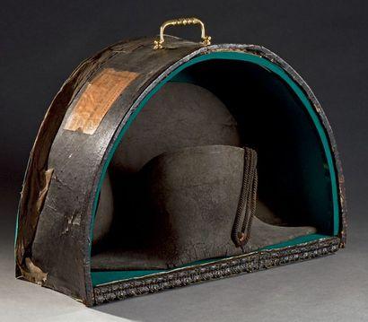 CHAPEAU traditionnellement attribué à l'Empereur Napoléon Ier Ce chapeau aurait...