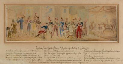 Louis Marie Jean-Baptiste, Baron ATTHALIN (1784-1856)