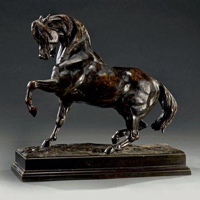 ANTOINE-LOUIS BARYE (1796-1875)