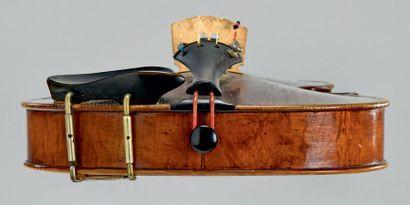 VIOLON d'Ettore SOFFRITTI (1877-1928) Beau violon italien portant son étiquette originale,...