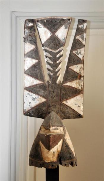 BOBO - BURKINA FASO Heaume (ou casque) en...