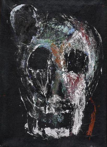 Jean Philippe AUBANEL (né en 1953) La mort,...