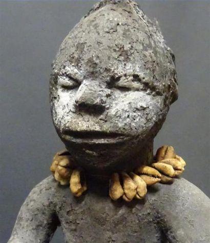 OROBO Sculpture en céramique ou terre cuite...