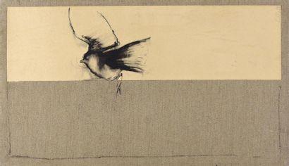 Marie-Amélie GERMAIN (née en 1966) L'oiseau...