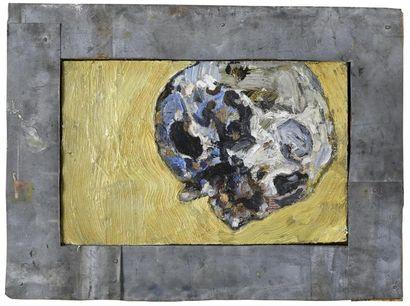 Denis LAGET (né en 1958) Sans titre (Vanité),...