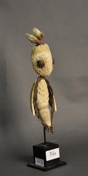Pierre BLONDEAU (né en 1949) Angelote Sculpture,...