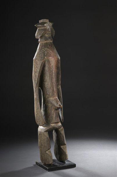 Statue Mumuyé Nigeria H. 73 cm Importante...