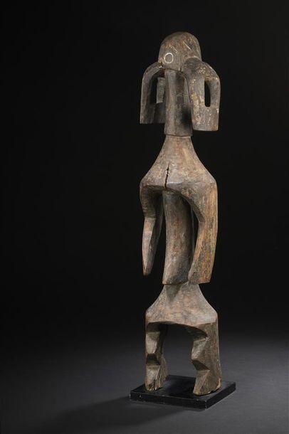 Statue Mumuyé Nigeria H. 64 cm Sculpture...