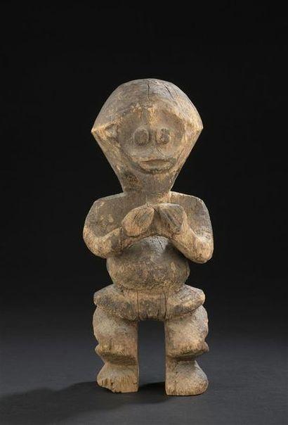 Statuette Mambila Cameroun H. 29,5 cm Statuette...