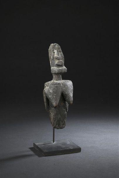 Torse Dogon Mali H. 22 cm Beau fragment Dogon...