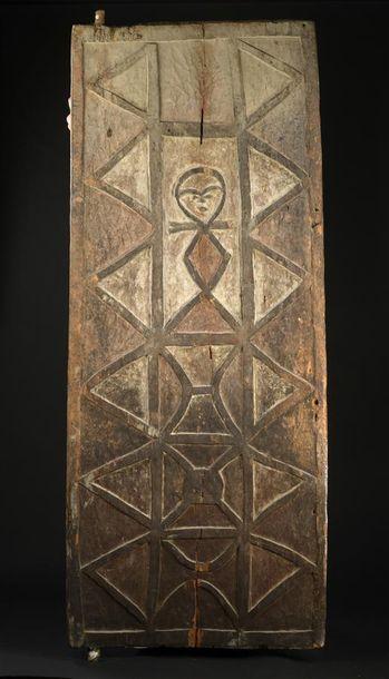 Porte Vuvi/Tsogho Gabon H. 165 cm - L. 85...
