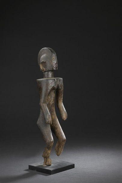 Statuette Bambara ou Mossi Mali H. 40 cm...