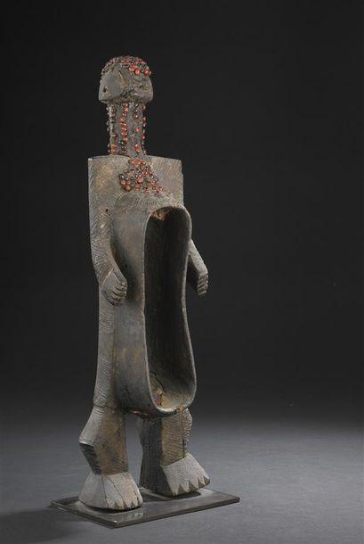 Coupe Koro Mali H. 47 cm Provenance Galerie...