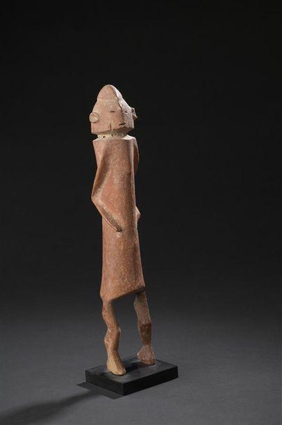 Statuette Chamba Nigeria H. 34 cm Ancienne...