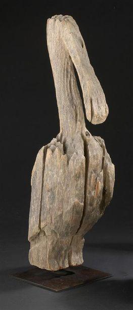 Oiseau Sakalava Madagascar H. 45 cm Ce sommet...