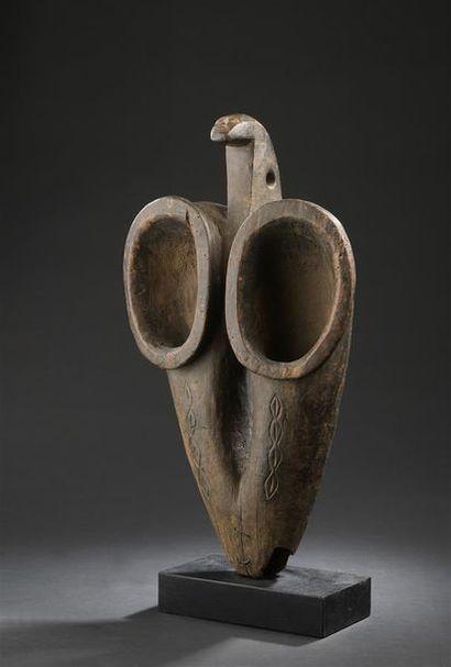 Soufflet de forge Afrique H. 53 cm Soufflet...