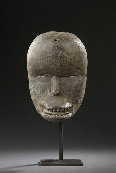 Masque Dan Côte d'Ivoire/Liberia H. 25 cm...
