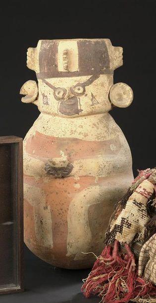 «China» Culture Chancay, côte centrale du...