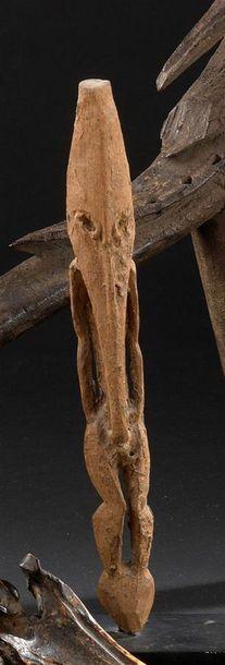 Statuette Papouasie Nouvelle-Guinée, Fleuve...