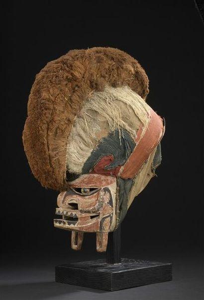 Masque Tatanua Nord de la Nouvelle-Irlande...
