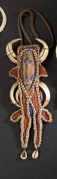 Ornement Abelam, Karaut Papouasie Nouvelle-Guinée,...