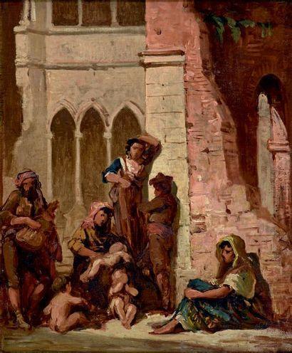 Adrien DE BOUCHERVILLE (1829-1883)
