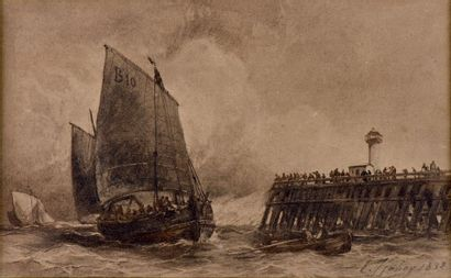 Eugène ISABEY (1804-1886)