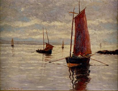 Terrick John WILLIAMS (1860-1936)