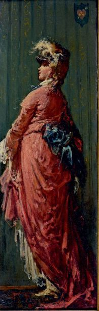 Auguste Charles GROLLEAU (né en 1825)