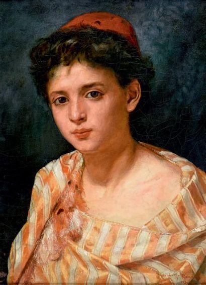 Max NONNENBRUCH (1857-1922)