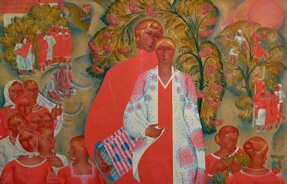 Ivan Tarasovich SANDYREV (1932-2002)