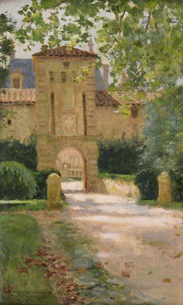 Auguste-François GORGUET (1862-1927)