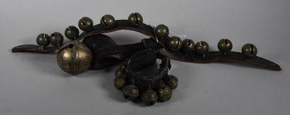 Un collier à douze grelots, un collier à...